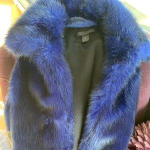 Steve Madden faux fur vest